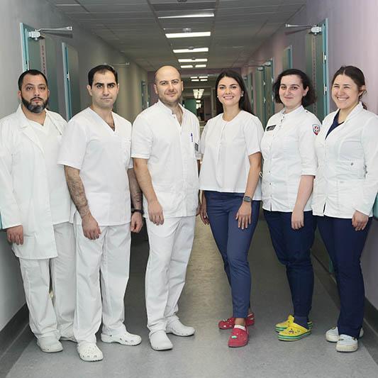 Персонал клиники #1