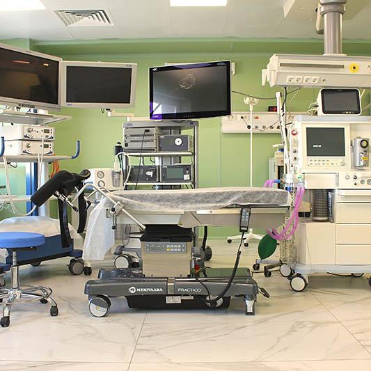 Оборудование клиники #1